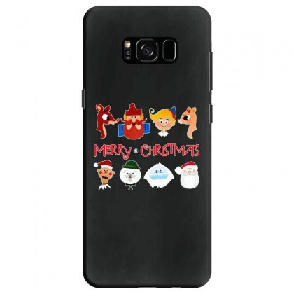 Rudolph The Red Nosed Reindeer Samsung Galaxy S8 Case Designed By Meganphoebe