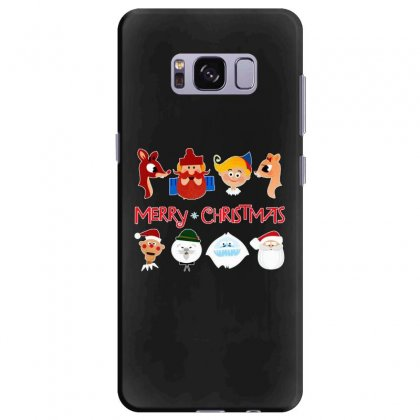 Rudolph The Red Nosed Reindeer Samsung Galaxy S8 Plus Case Designed By Meganphoebe