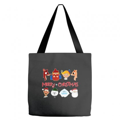 Rudolph The Red Nosed Reindeer Tote Bags Designed By Meganphoebe