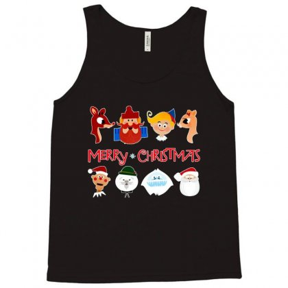 Rudolph The Red Nosed Reindeer Tank Top Designed By Meganphoebe