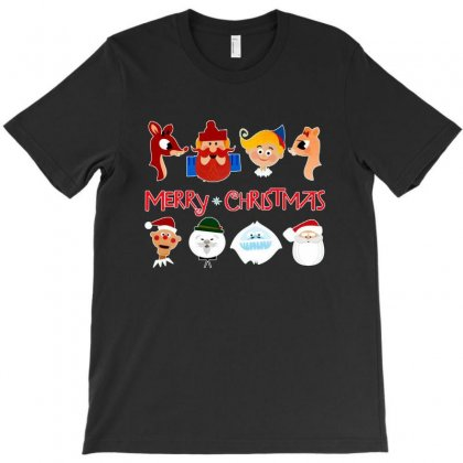 Rudolph The Red Nosed Reindeer T-shirt Designed By Meganphoebe