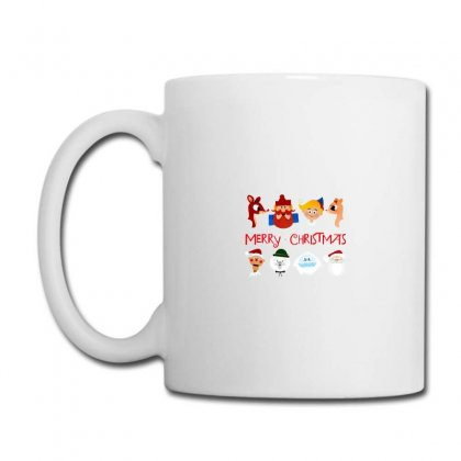 Rudolph The Red Nosed Reindeer Coffee Mug Designed By Meganphoebe