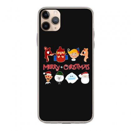 Rudolph The Red Nosed Reindeer Iphone 11 Pro Max Case Designed By Meganphoebe