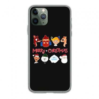 Rudolph The Red Nosed Reindeer Iphone 11 Pro Case Designed By Meganphoebe