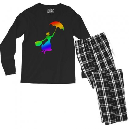 Proud Mary Men's Long Sleeve Pajama Set Designed By Meganphoebe