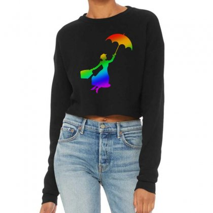 Proud Mary Cropped Sweater Designed By Meganphoebe