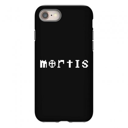 Mortis In White Iphone 8 Case Designed By Meganphoebe