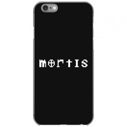 Mortis In White Iphone 6/6s Case Designed By Meganphoebe