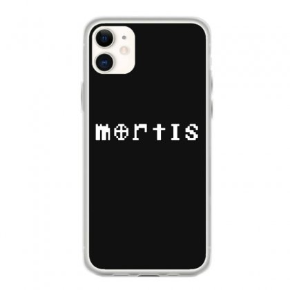 Mortis In White Iphone 11 Case Designed By Meganphoebe