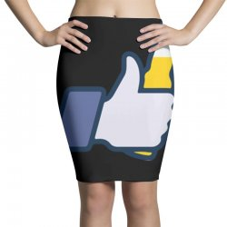 i like beer Pencil Skirts | Artistshot