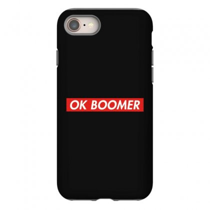 Ok Boomer   For Fun Iphone 8 Case Designed By Meganphoebe