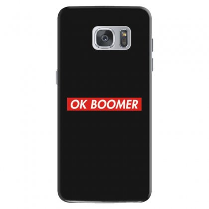 Ok Boomer   For Fun Samsung Galaxy S7 Case Designed By Meganphoebe