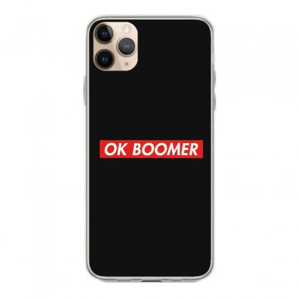 Ok Boomer   For Fun Iphone 11 Pro Max Case Designed By Meganphoebe
