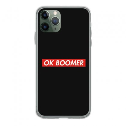 Ok Boomer   For Fun Iphone 11 Pro Case Designed By Meganphoebe
