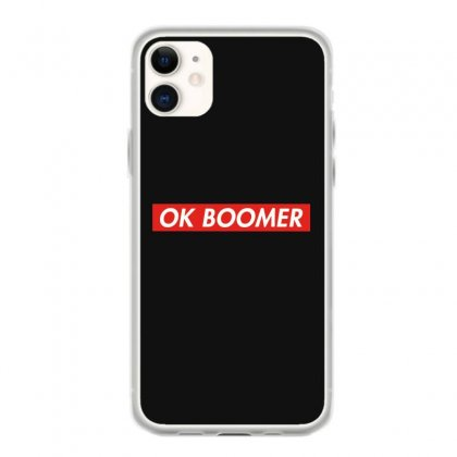 Ok Boomer   For Fun Iphone 11 Case Designed By Meganphoebe