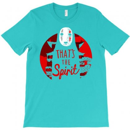 That's The Spirit T-shirt Designed By Artwoman