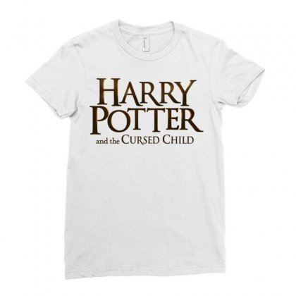 Harry Potter Ladies Fitted T-shirt Designed By Putri
