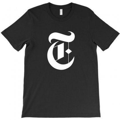 New York Times T-shirt Designed By Defit45