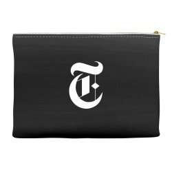 new york times Accessory Pouches | Artistshot