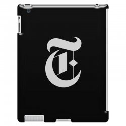 new york times iPad 3 and 4 Case | Artistshot