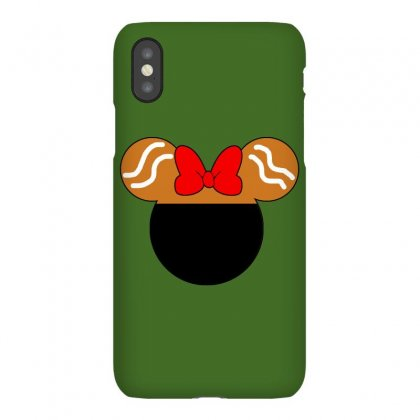Gingerbread Ears Iphonex Case Designed By Tshirt Time