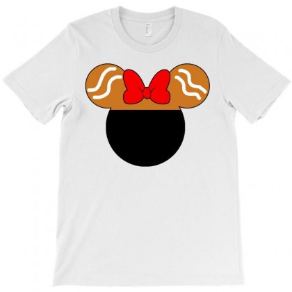 Gingerbread Ears T-shirt Designed By Tshirt Time