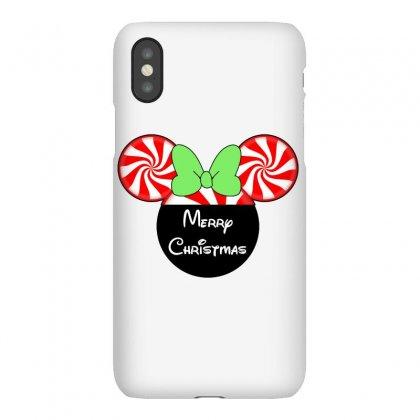 Mint Christmas Ears Iphonex Case Designed By Tshirt Time