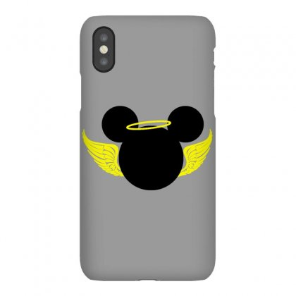 Angel Ears Iphonex Case Designed By Tshirt Time