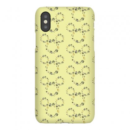 Animal Paw Ears Iphonex Case Designed By Tshirt Time