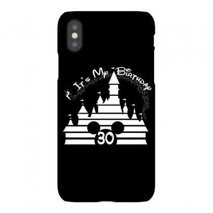 30th Birthday Iphonex Case Designed By Tshirt Time