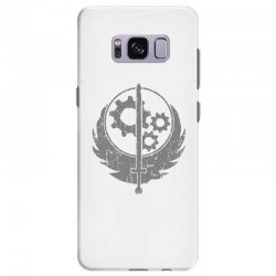 brotherhood of steel fallout 3 4 Samsung Galaxy S8 Plus Case | Artistshot