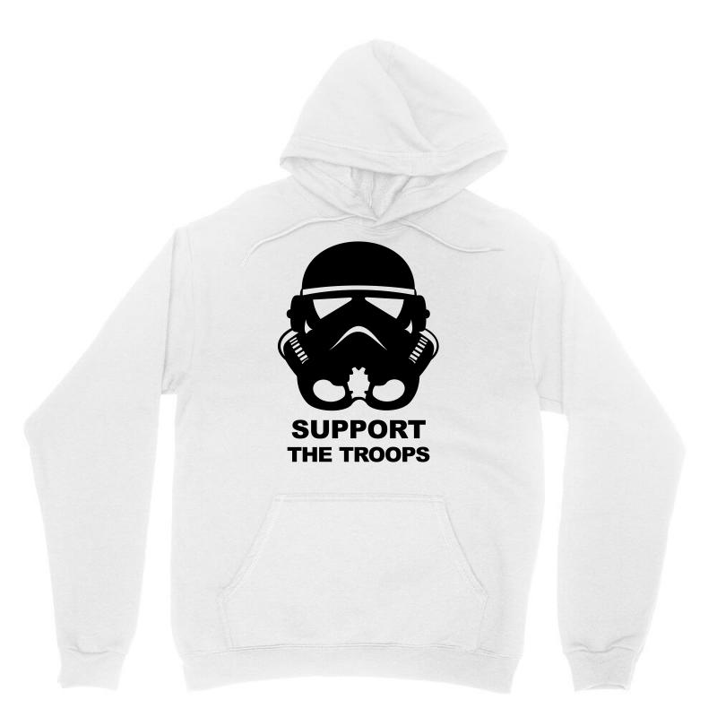 reputable site 1a305 59c3d Support The Troops Unisex Hoodie. By Artistshot