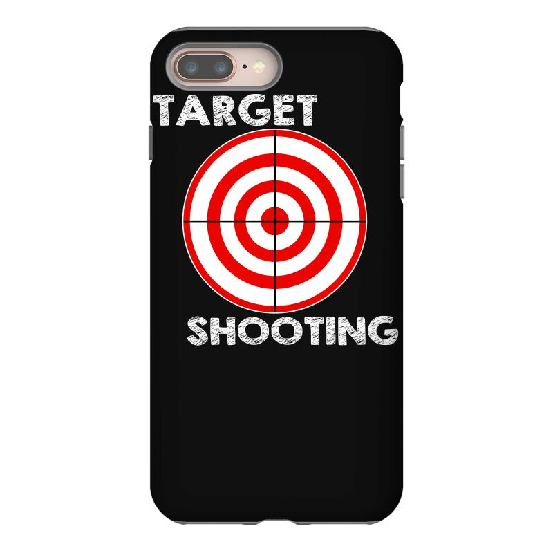 info for 345e2 81382 Target Shooting Iphone 8 Plus Case. By Artistshot
