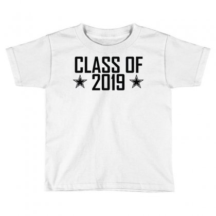 Class Of 2019 Toddler T-shirt Designed By Monstore