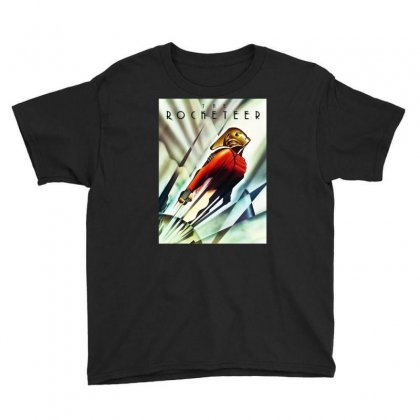 The Rocketeer Classic Movie Youth Tee