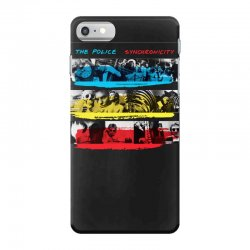 the police synchronicity rock band iPhone 7 Case   Artistshot