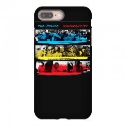 the police synchronicity rock band iPhone 8 Plus Case   Artistshot