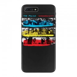the police synchronicity rock band iPhone 7 Plus Case   Artistshot