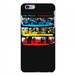 the police synchronicity rock band iPhone 6 Plus/6s Plus Case   Artistshot