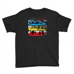 the police synchronicity rock band Youth Tee   Artistshot