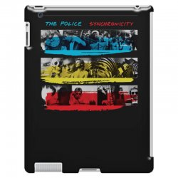 the police synchronicity rock band iPad 3 and 4 Case   Artistshot