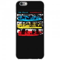 the police synchronicity rock band iPhone 6/6s Case   Artistshot