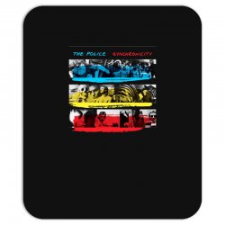 the police synchronicity rock band Mousepad   Artistshot