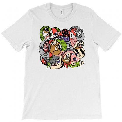 Daily Drawing T-shirt Designed By Monstore
