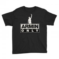 Armin Van Buuren Only Youth Tee | Artistshot