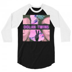 Dolan Twins Art 3/4 Sleeve Shirt | Artistshot
