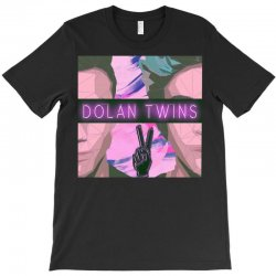 Dolan Twins Art T-Shirt | Artistshot