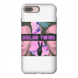 Dolan Twins Art iPhone 8 Plus | Artistshot
