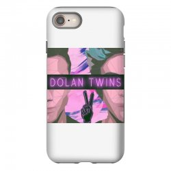 Dolan Twins Art iPhone 8 | Artistshot