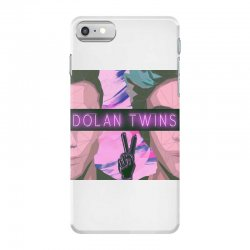 Dolan Twins Art iPhone 7 Case | Artistshot